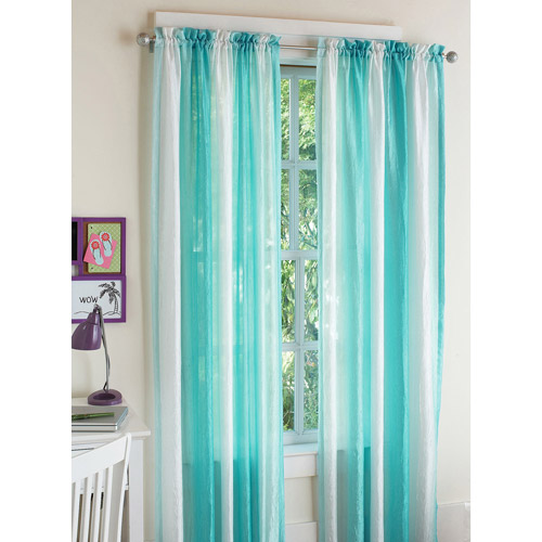 bedroom curtains at walmart your zone crushed ombre bedroom curtains walmart 14257