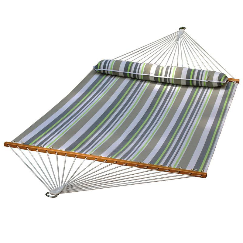 13' Quick Dry Hammock with Pillow by Algoma Net Company