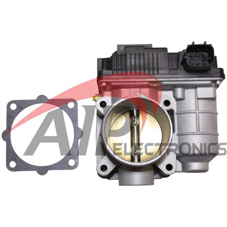 New Fuel Injection Throttle Body For 03-06 Nissan Sentra 1.8L-L4 HITACHI (Fox Fuel Injector)