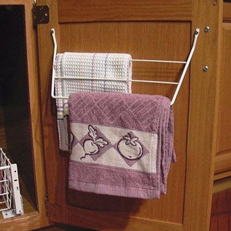 Rev A Shelf White 3 Rack Dish Towel Holder Walmartcom