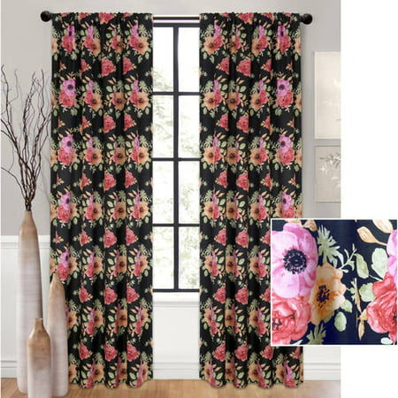 Floral Blooms (Better Homes and Gardens Floral Blooms Curtain)