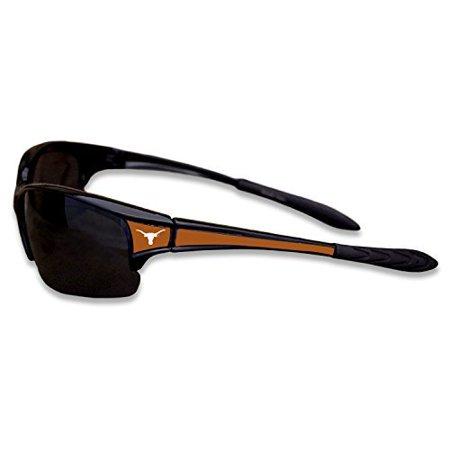 - Texas Longhorns Black Sports Elite Style Sunglasses with Logo