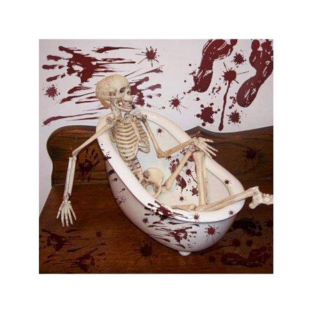 Halloween Handprint Ideas (MarinaVida Halloween Blood Handprint Blood Footprint Sticker Horror)