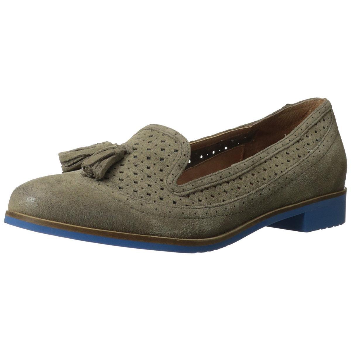 Nicole Karine Women's Stone Slip-On Loafer 6M