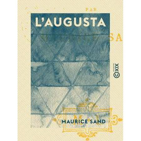 L'Augusta - eBook (Maurice Sand)
