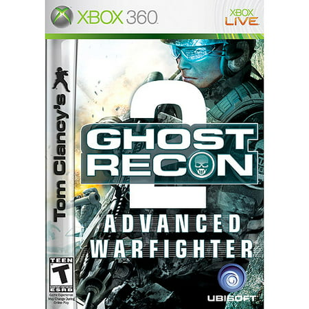 Tom Clancy's Ghost Recon Advanced Warfighter 2 (Xbox 360) - Pre-Owned - Ghost Recon Phantom Halloween