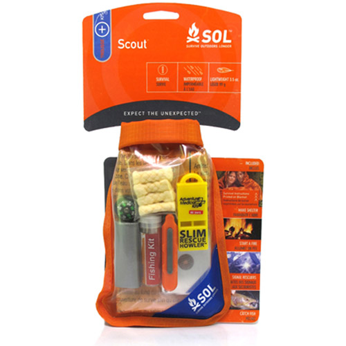 AMK Sol Scout Survival Kit by ADVENTURE MEDICAL KITS