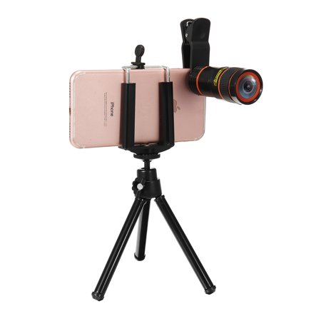 Package Included 1x 8x Telephoto Lens The Phone Not
