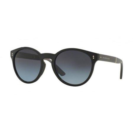 aa19e980dce2 Burberry - Burberry BE 4221 3595K4 Folding Sunglasses Black Blue Polarized  Italy 55mm - Walmart.com