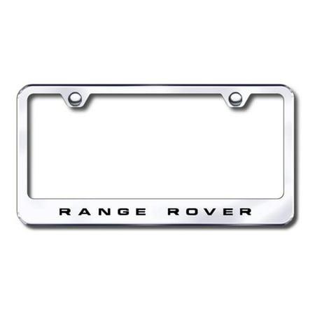 Land Rover Range Rover Custom License Plate Frame - Walmart.com