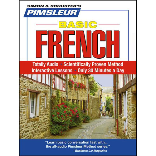 Pimsleur Basic French