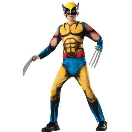 Morris Costume RU880782MD Wolverine Child Costume, Medium for $<!---->