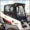 Rubberized Bobcat (All Weather Enclosure Replacement Door, Bobcat Skid Steer Loaders 540, 640, 740, Shock Cord Models )