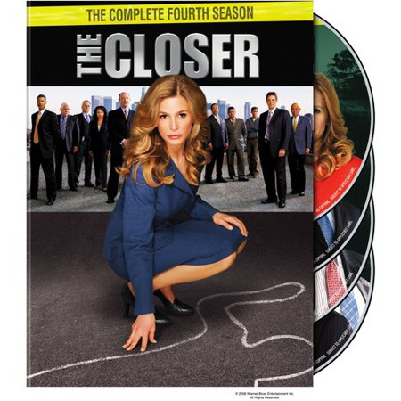 The Closer  The Complete Fourth Season