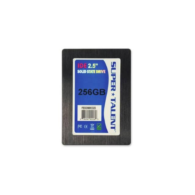 Super Talent FE8256MD2D(SZ) Duradrive Et3 256gb 2.5 Inch ...
