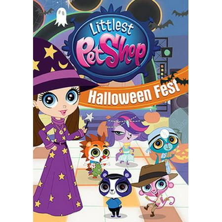 Littlest Pet Shop: Halloween Fest (DVD) (Tips Halloween Fest)