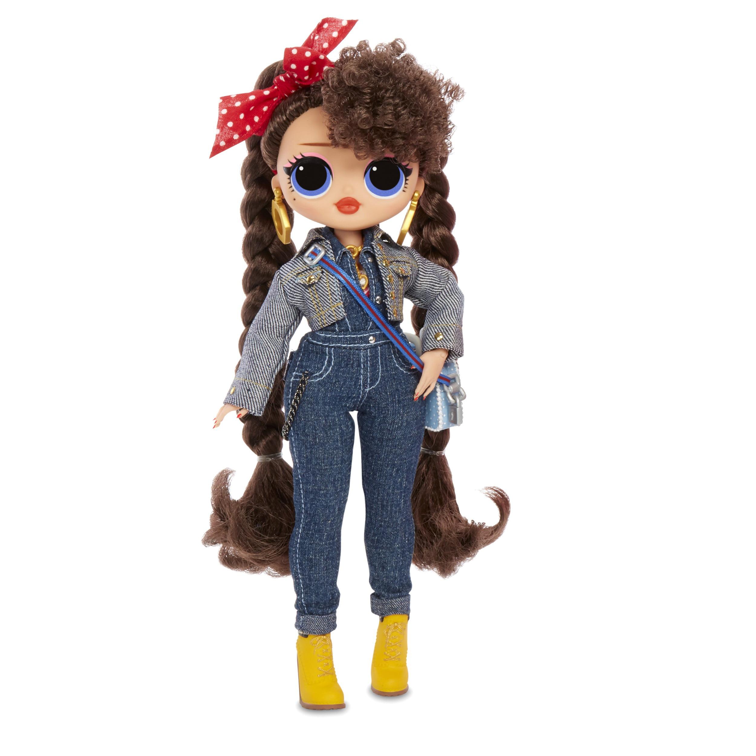 L O L Surprise O M G Busy B B Fashion Doll With 20 Surprises Walmart Com Walmart Com