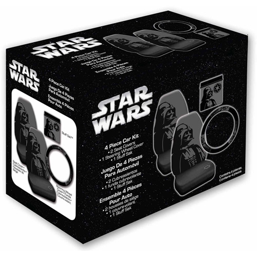 Plasticolor 4-Piece Combo Kit, Star Wars Darth Vader