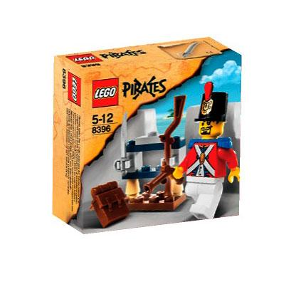 LEGO Pirates Soldier's Arsenal Set #8396