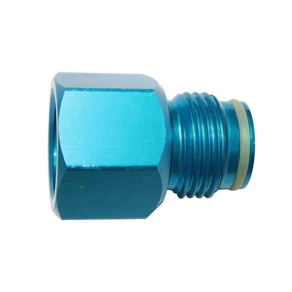 Air Tank Adaptor Convert Paint Ball Adapter CGA320 To Paintball Tank Fitting by