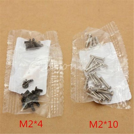 300Pcs/set Metal Laptop Screws w/ Screwdriver For IBM TOSHIBA SONY DELL  - image 5 de 8