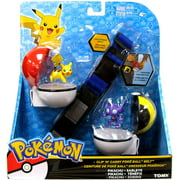 Pokemon XY Clip N Carry Poke Ball Belt #4 Roleplay Toy [Pikachu & Sableye]