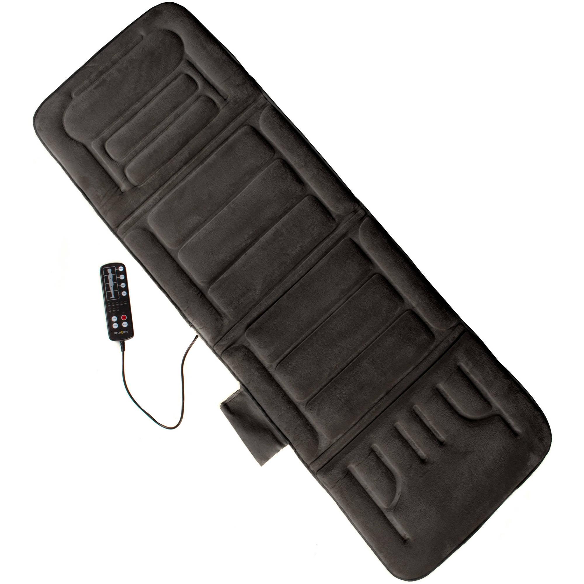 Relaxzen 10-Motor Massage Mat