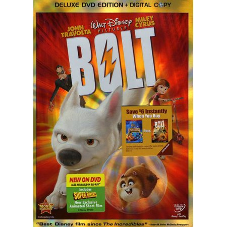 Bolt (Digital Copy)