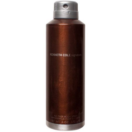 Kenneth Cole Signature Body Spray, 6 Oz (Kenneth Cole Signature For Men)