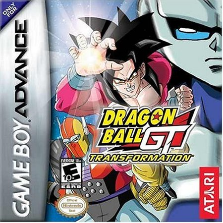 Dragon Ball Gt Baby Saga - Dragon Ball GT Transformation GBA