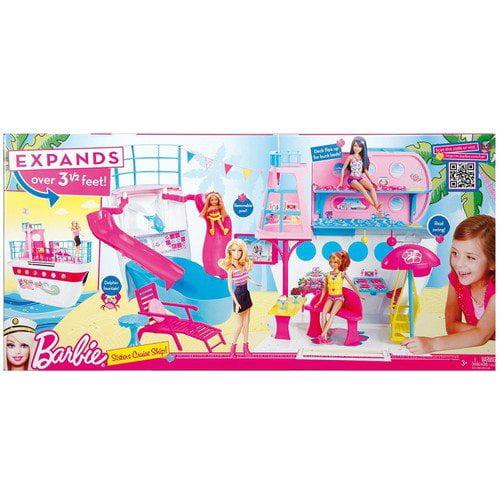 Barbie Sisters Cruise Ship