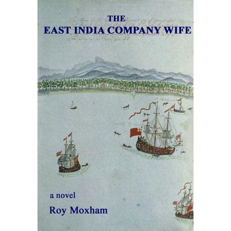 The East India Company Wife - eBook (East India Company Half Anna 1845 Value)