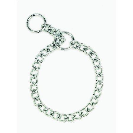 Herm Sprenger Dog Chain Training Collar, 2.0 mm x 18