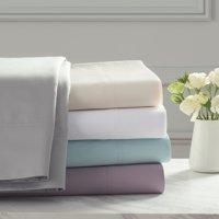 Hotel Style 800 Thread Count CVC Sheet Set With 4 Pillowcases, Multiple Colors & Sizes
