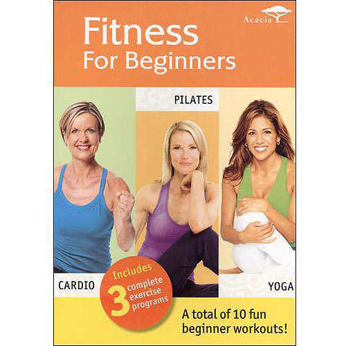 Fitness For Beginners: Cardio / Pilates / Yoga (Widescreen)