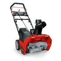 Snapper 1697185 82V Lithium-Ion Single-Stage 20 in. Cordless Snow Thrower (Tool Only)