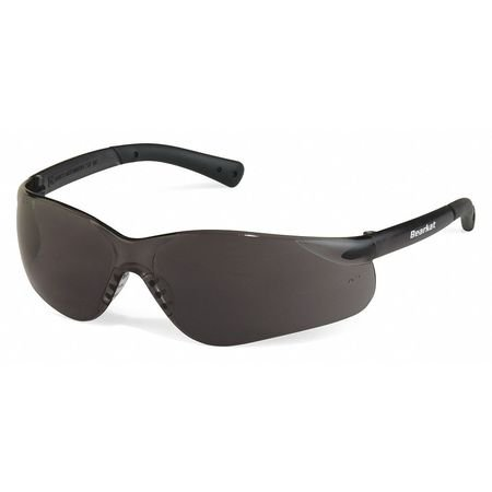 MCR SAFETY Safety Glasses,Gray BK312 - Mcr Safety Navigator