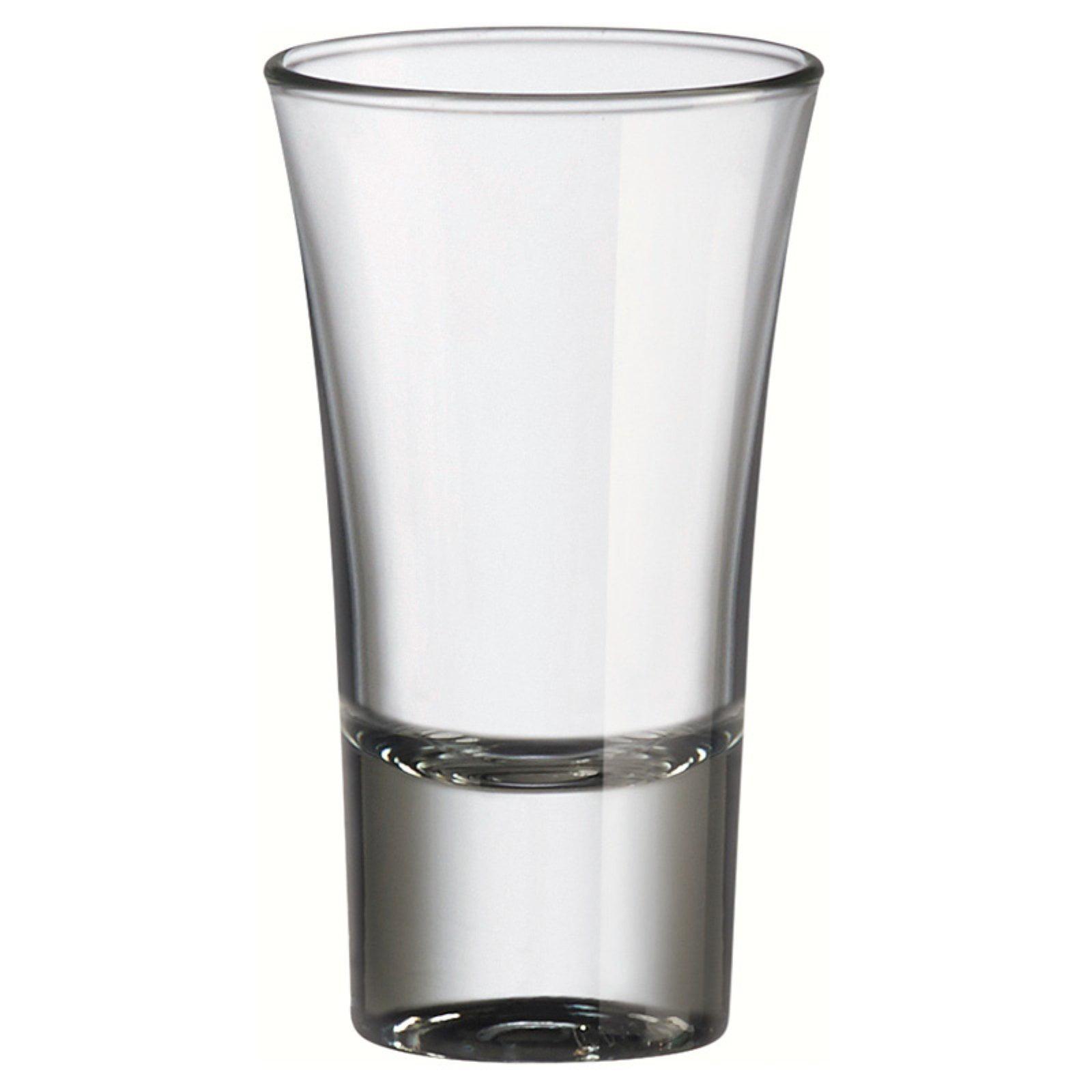 Bartender's Choice Jigger Shot Glass, Set of 6, 2 oz by Global Amici
