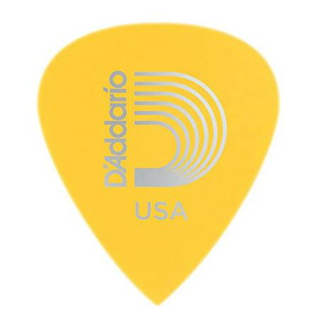 Planet Waves 6DYL3-10 Duralin Precision Guitar Picks, Light/Medium, 10 Pack
