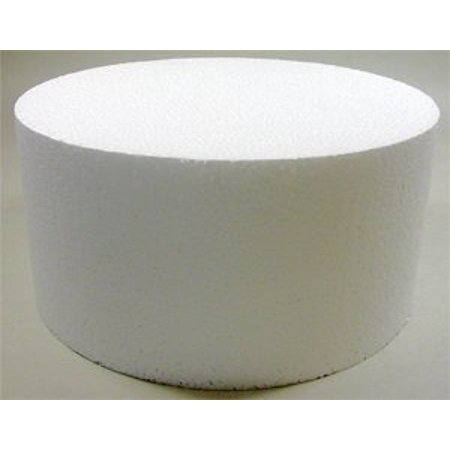 "Golda's Kitchen Round Cake Dummy - 6"" x 4"" - image 1 de 1"