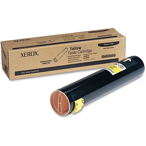 Xerox 106R01162 Yellow Toner Cartridge