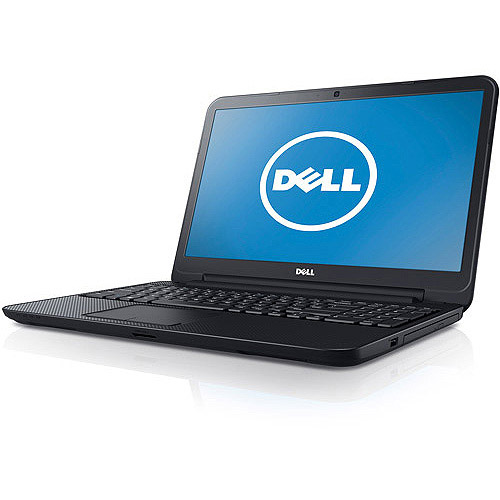 "Dell Matte Black 15.6"" Inspiron i15RV-8524BLK Laptop PC with Intel Core i5-3337U Processor and Windows 8 Operating System"