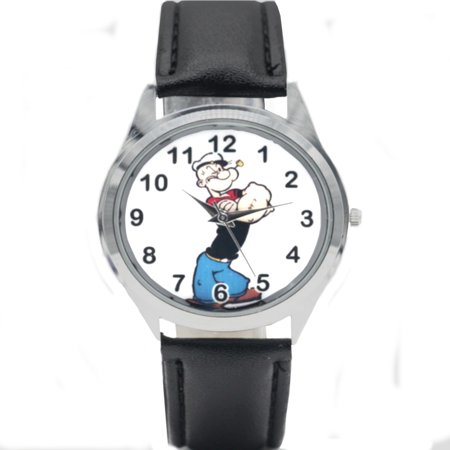 Popeye the Sailor Classic Cartoon Character Popeye the Sailor Man Watch, - Watch Halloween Cartoons Online