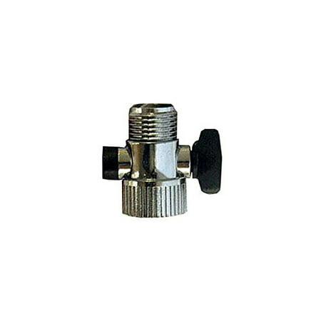 LARSEN SUPPLY CO INC 08 2469 Chrome Shower Flow Adjuster