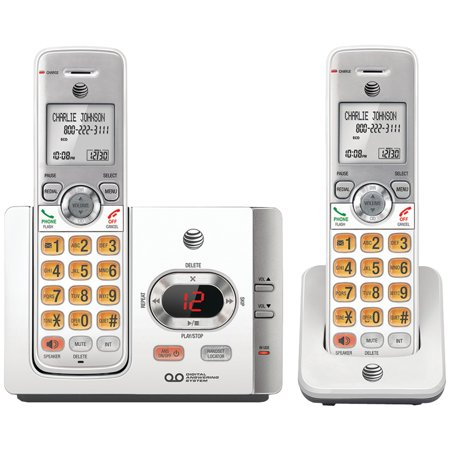 - AT&T EL52215 Dect 6.0 Cordless Answering System With Caller ID/Call Waiting (2 Handsets)