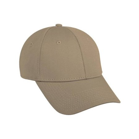 Flex Fitted Baseball Cap Hat - Khaki, Large-XL - image 1 de 1