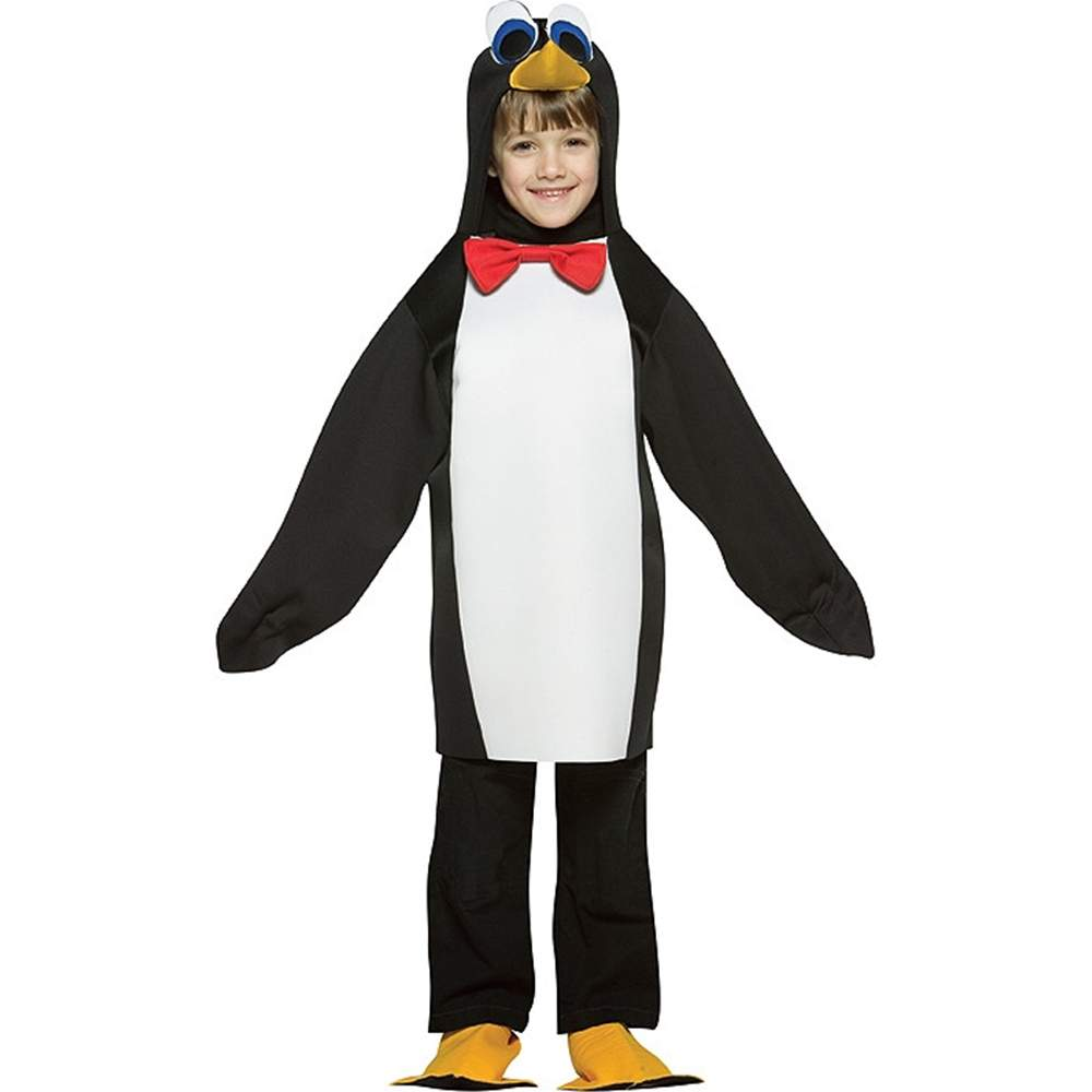 Child Penguin Costume Rasta Imposta 947, One Size