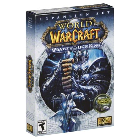 World of Warcraft: Wrath of the Lich King (PC-DVD)