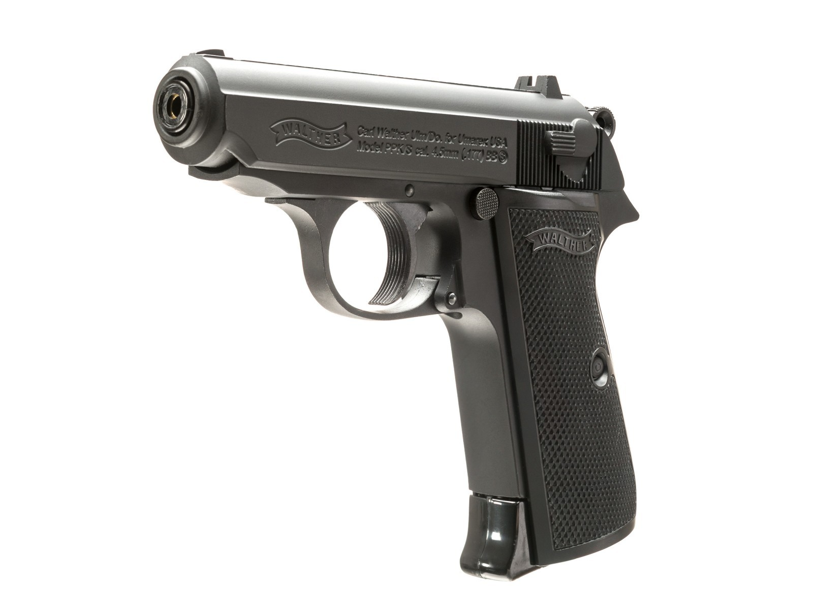 Walther Arms Walther PPK S Airsoft Pistols Gas by Walther Arms