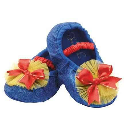 Morris Costumes DG83871 Snow White Toddler Slippers Costume for $<!---->